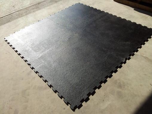 rubber Stalmatten